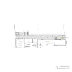 Bela Muxía Hostel Extension - Plan 6