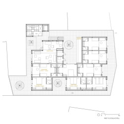 Bela Muxía Hostel Extension - Plan 7