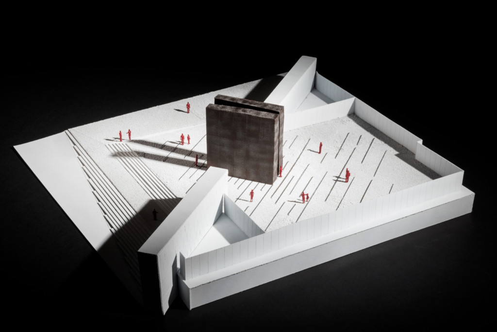 Bologna Shoah Memorial_Model_2