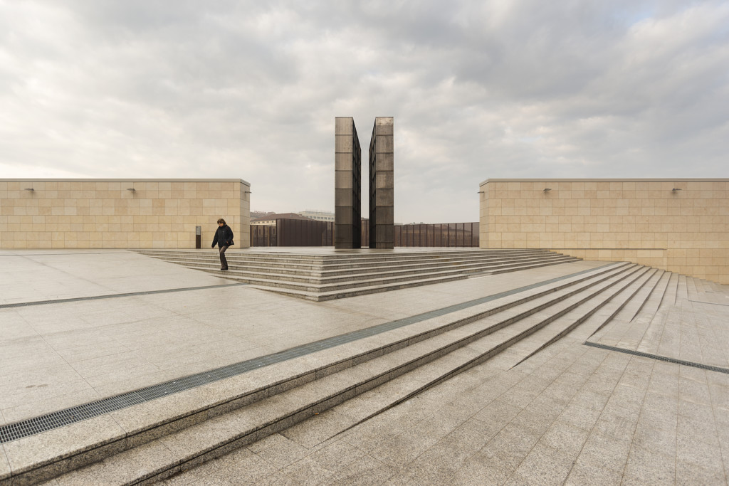 Bologna Shoah Memorial_View_10