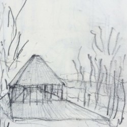 Barbecue House_Sketch_4