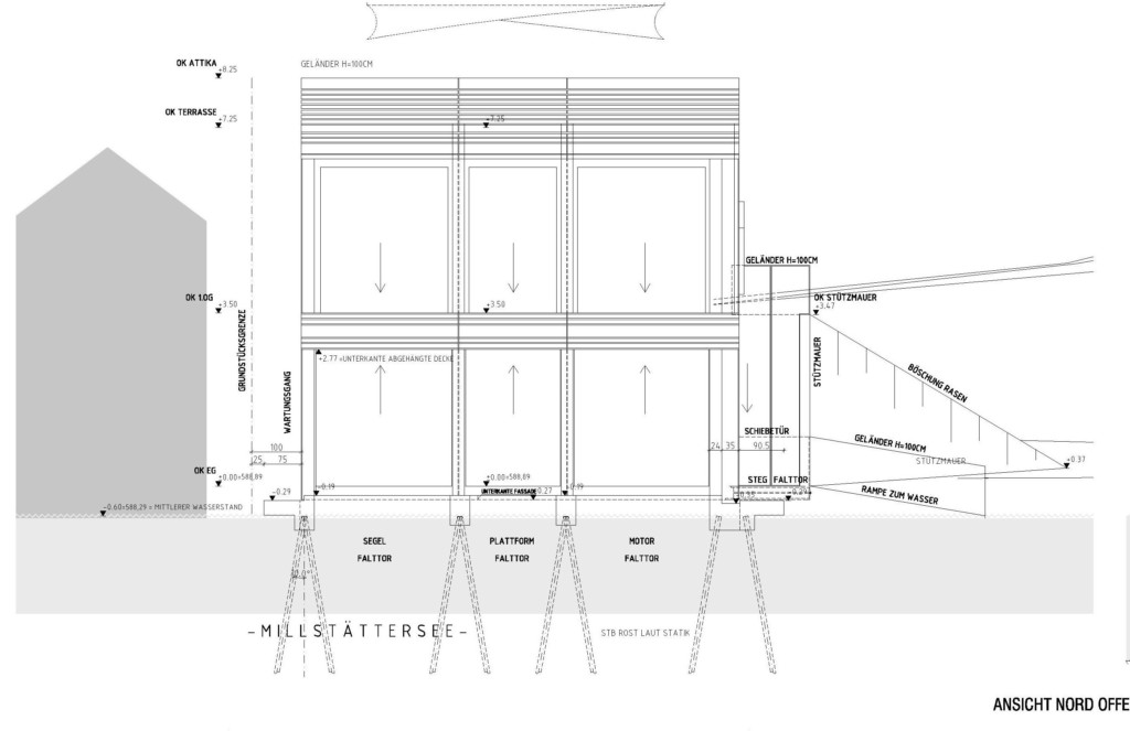 Boathouse Seeboden_Plan_3