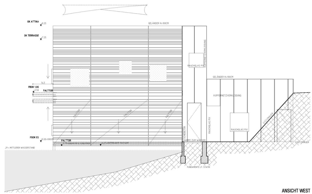 Boathouse Seeboden_Plan_5