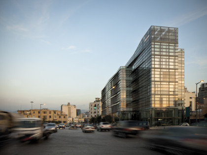 CMA-CGM Headquarters