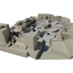 Castle of Baena_Plan_2