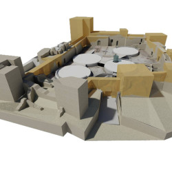 Castle of Baena_Plan_3