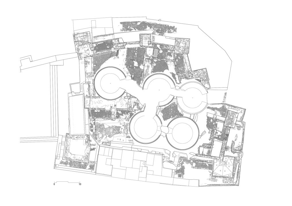 Castle of Baena_Plan_4
