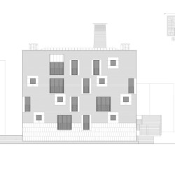 D Residential building_Plan_4