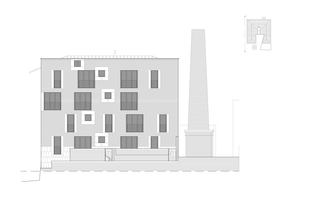 D Residential building_Plan_5