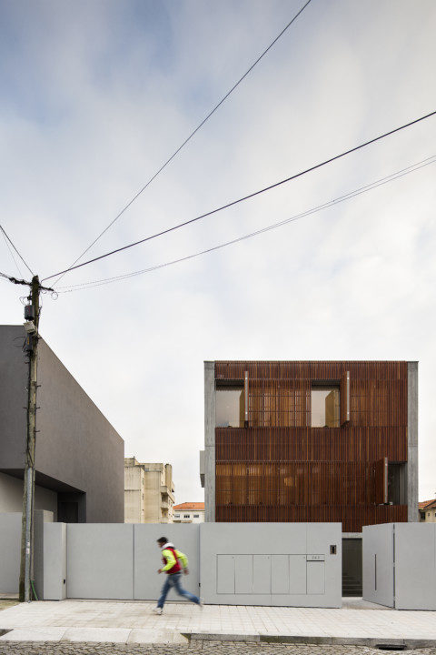 House in Bonfim_Exterior View_1