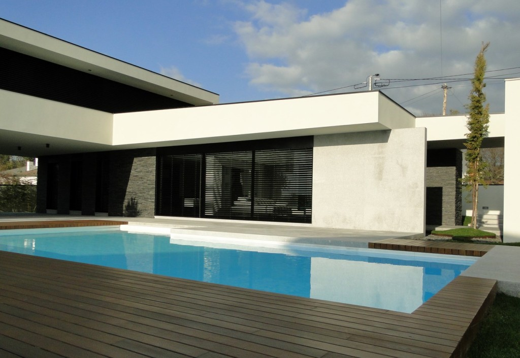 JL House, Vila Nova de Famalicão, Portugal | Detached House
