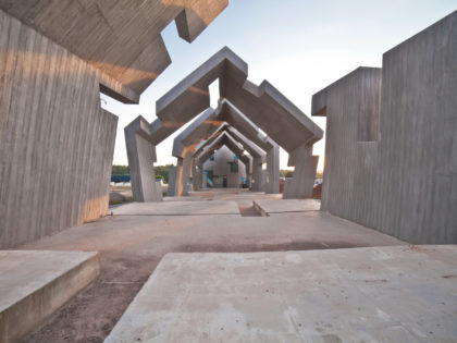 Mausoleum of the Martyrdom of Polish Villages