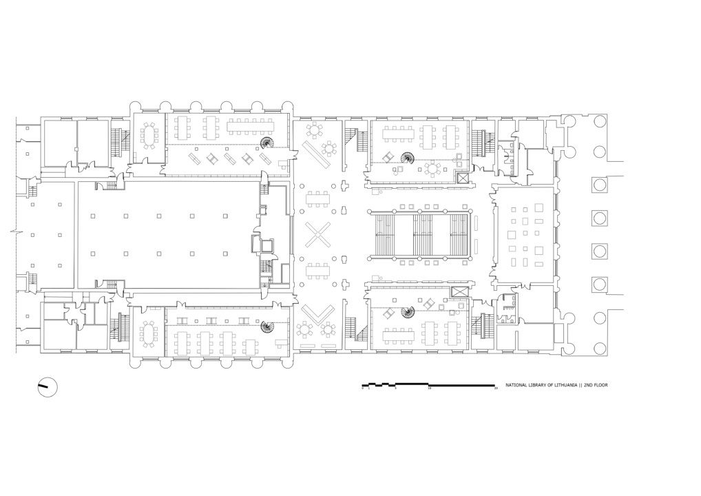 National Library of Lithuania_Plan_2