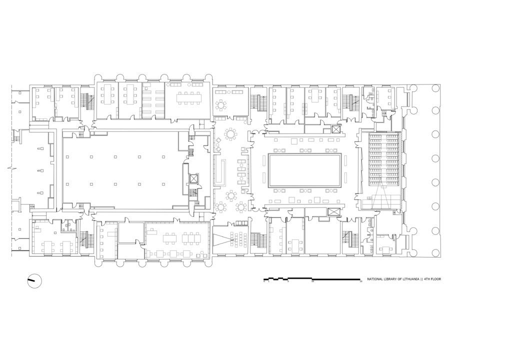National Library of Lithuania_Plan_3