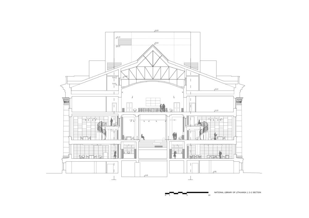 National Library of Lithuania_Plan_5