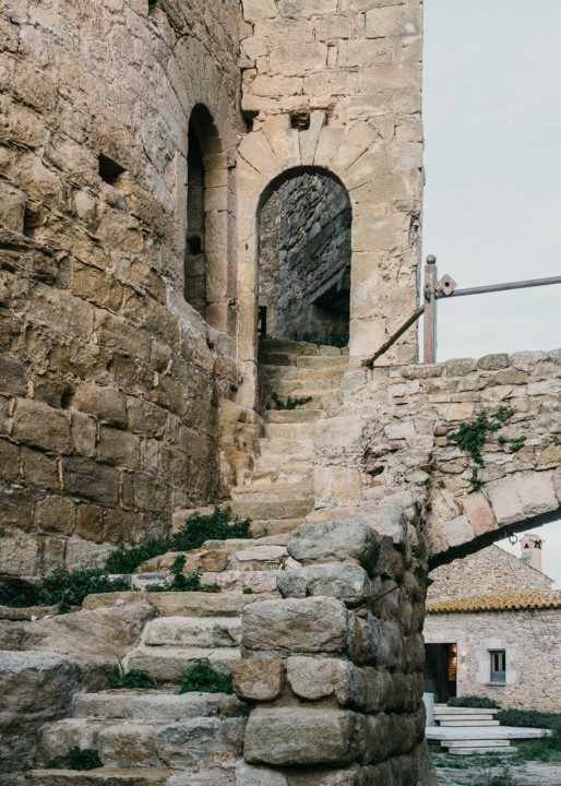 Peratallada Castle_View_25