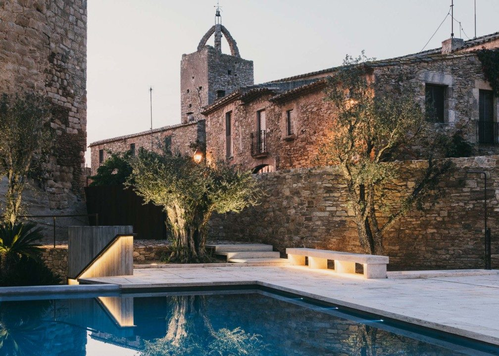 Peratallada Castle_View_30
