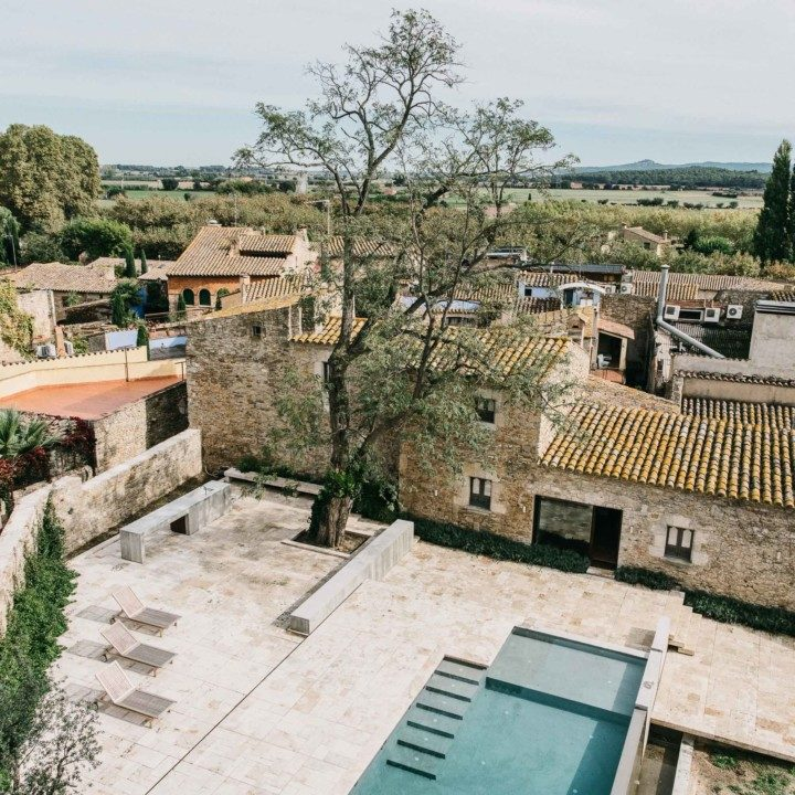 Peratallada Castle_View_9