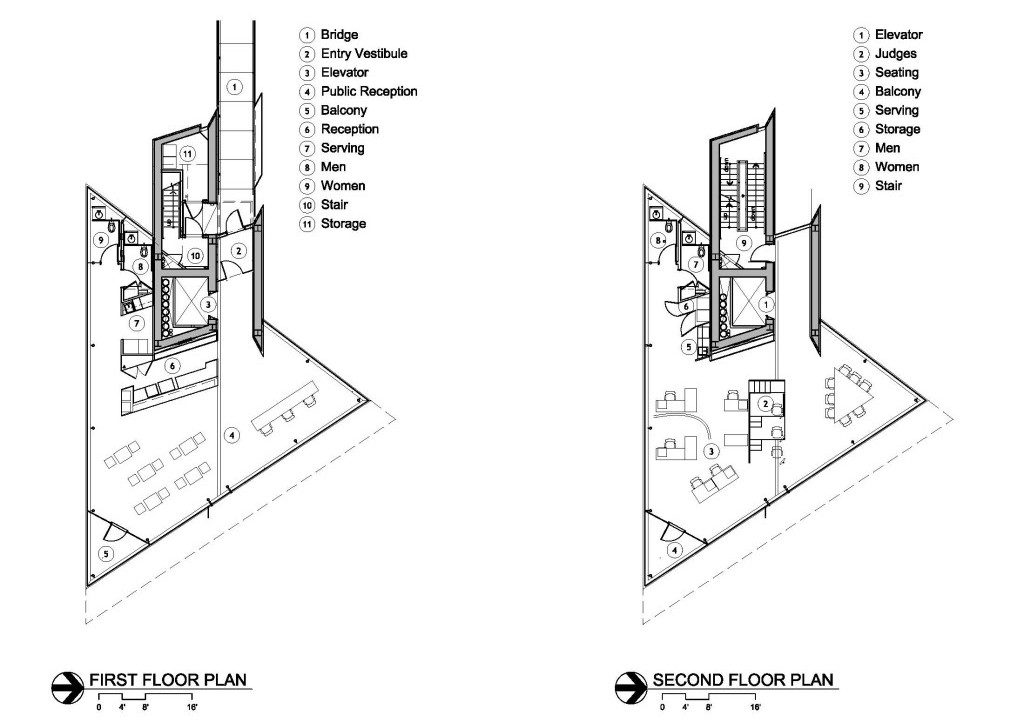 Plans - First and Second Floor