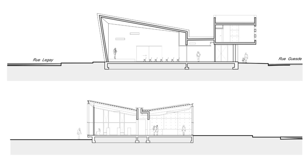 Public Library in Estaminet_plan 5