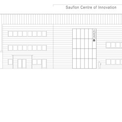 Sauflon Center of Innovation Ansicht