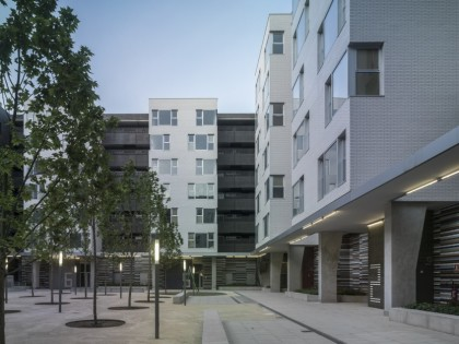 Social Housing in Villaverde Butarque