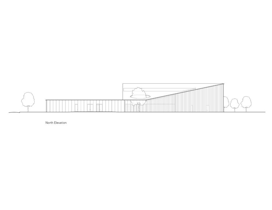 TREC_North Elevation