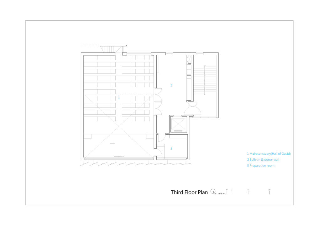 TTMHC_Third Floor Plan