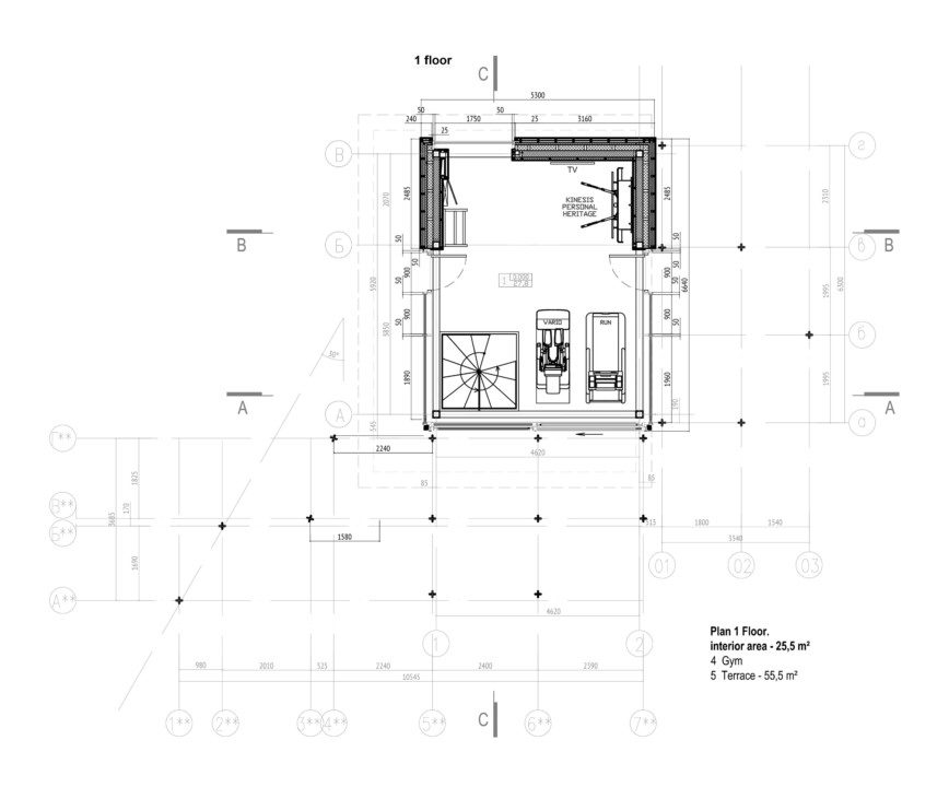 The Sports Pavilion_Plan_2