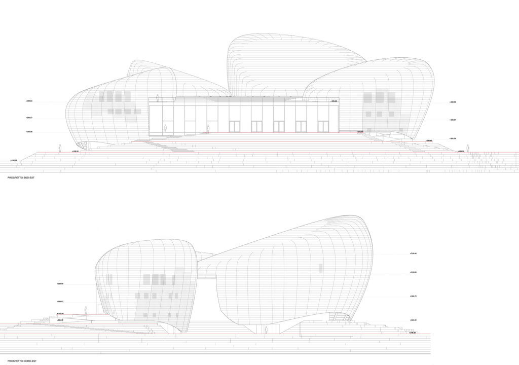 Verbania Cultural Centre and Teather_plan_10