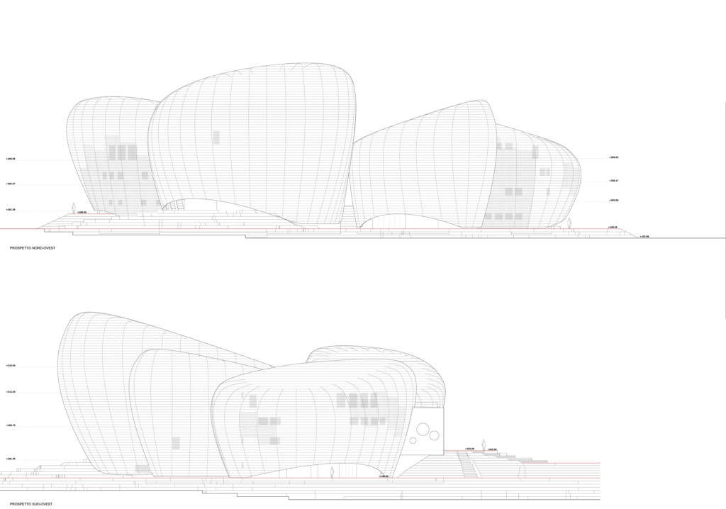 Verbania Cultural Centre and Teather_plan_11