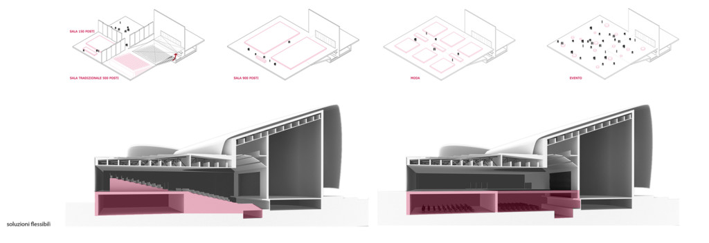 Verbania Cultural Centre and Teather_plan_12