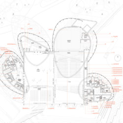 Verbania Cultural Centre and Teather_plan_7