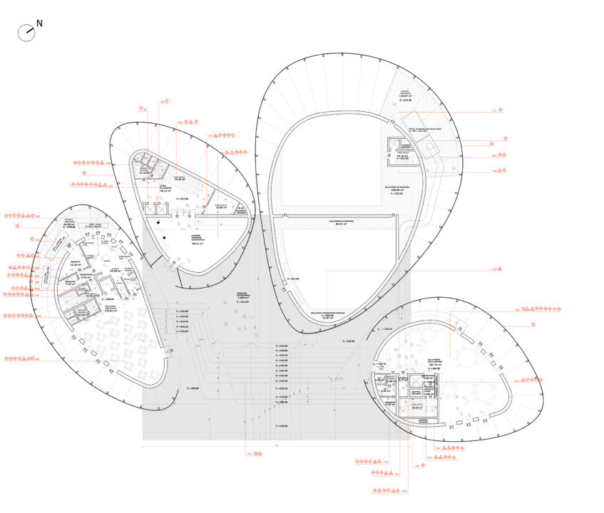 Verbania Cultural Centre and Teather_plan_9
