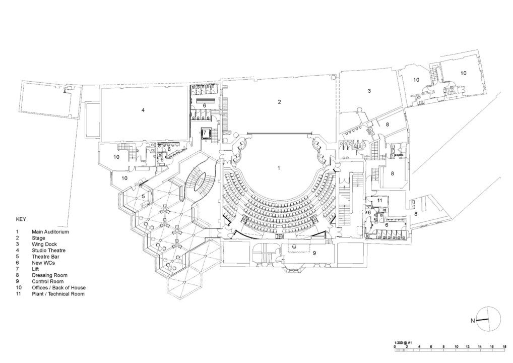 York Theatre Royal_plan_2
