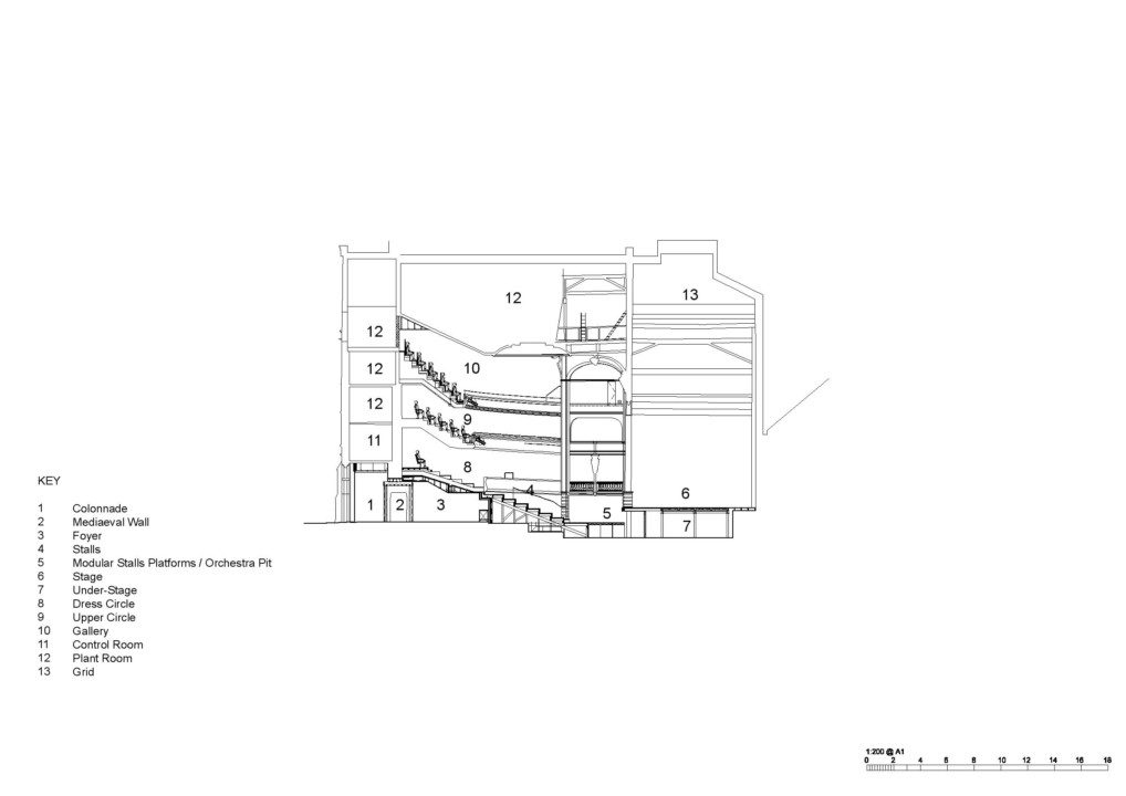 York Theatre Royal_plan_3