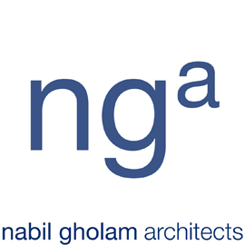 Nabil Gholam Architects - Logo