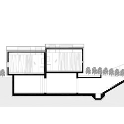 peter pichler architecture mirror houses section B