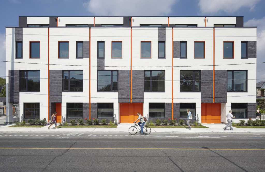 Harbord Towns Ansicht